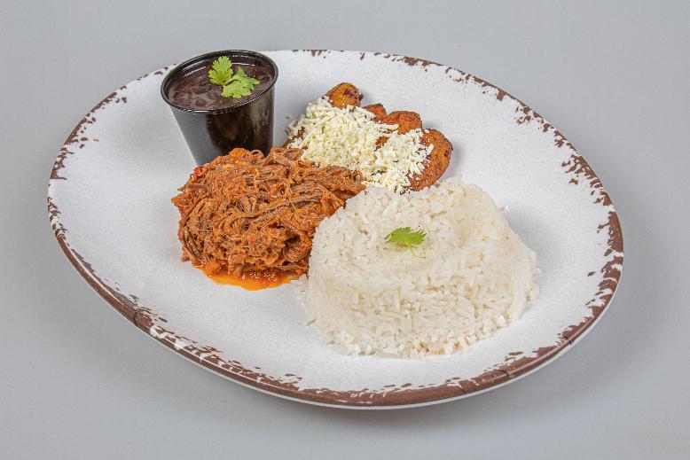 Pabellon Dish